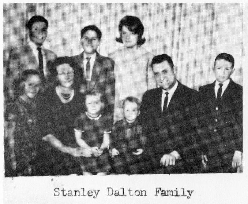 Stanley Dalton Family
