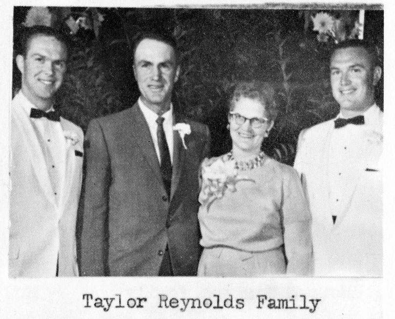Taylor Reynolds Family
