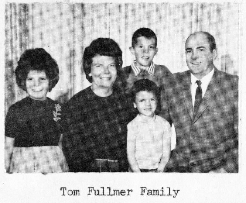 Tom Fullmer Family