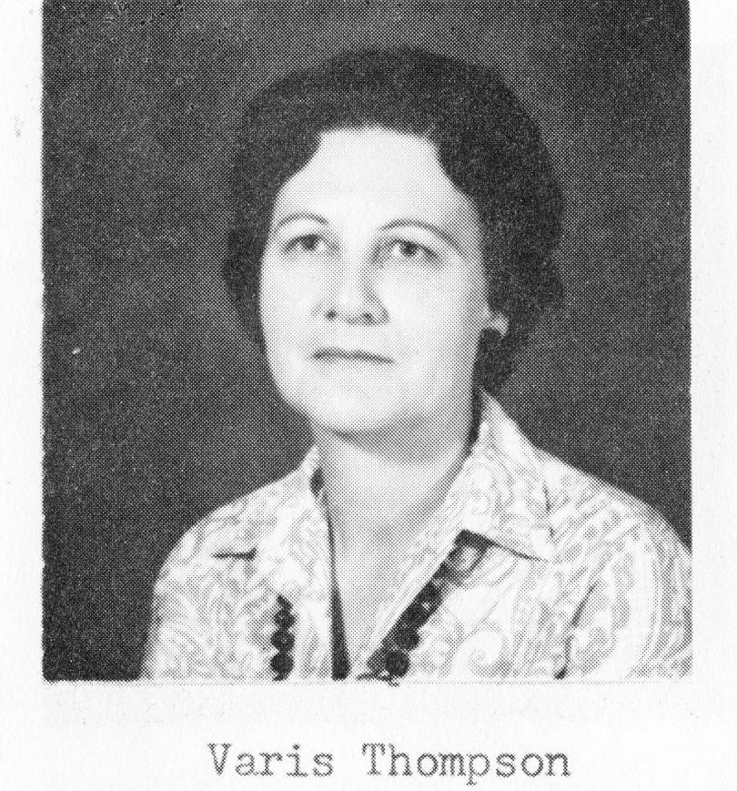 Varis Thompson