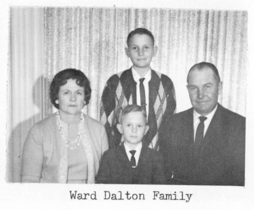 Ward Dalton Family