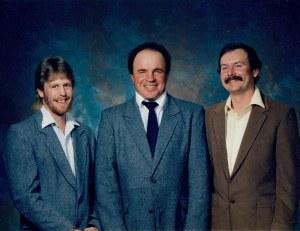 Deven Gass, Kirk Fullmer and Terry Higgins