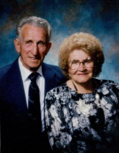 Dick and Liz Blackwell