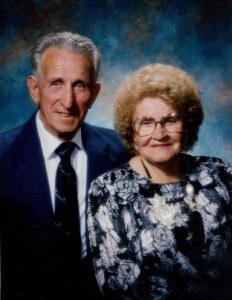 Dick and Liz Blackwell