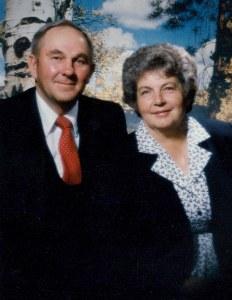 Keith and Mardene Dalton