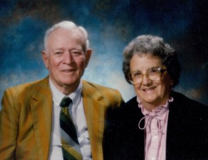 Larry and Marie Larsen