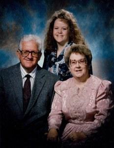 Larry and Metta Jane Whittaker
