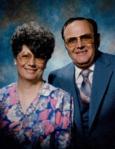 Lindon and Lenna Romine