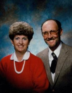 Merlin J and Brenda