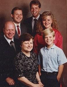 Robert and Lorna Lay Family