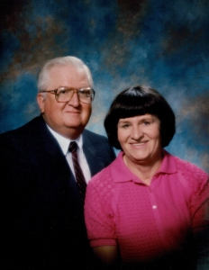 Wallace and Janet Roberts